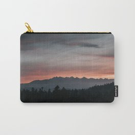 Mountainscape - Landscape and Nature Photography Carry-All Pouch