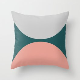 Abstract Geometric 21 Throw Pillow