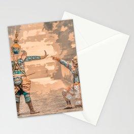 Ramayana Warriors Stationery Cards