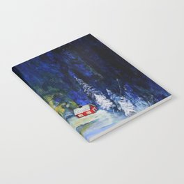 Out alone Notebook