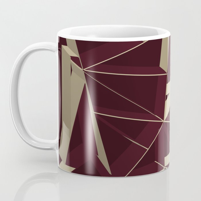 3D Futuristic GEO VIII Coffee Mug