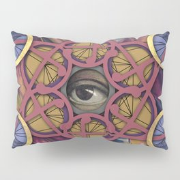 METATRON'S CUBE Pillow Sham
