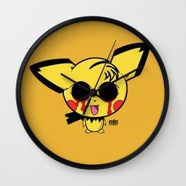 Zombimon - 172 Wall Clock