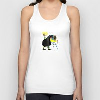 photographer Tank Tops featuring Photographer by Design4u Studio