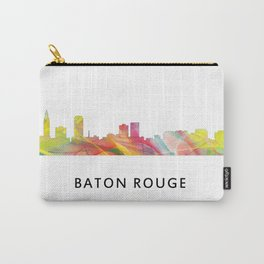 Baton Rouge Louisiana Skyline Carry-All Pouch