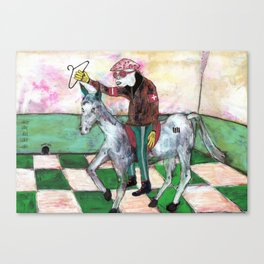 Special Room Canvas Print