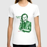 anchorman T-shirts featuring Anchorman: 60% of the Time by Red Misery
