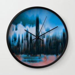 54. Mercy flow Wall Clock