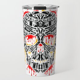 Sweet Streets Skull Travel Mug