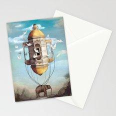 Imaginary Traveler Stationery Cards