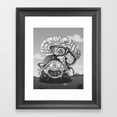 Transplantation II Framed Art Print