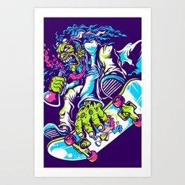 skatevillain Art Print