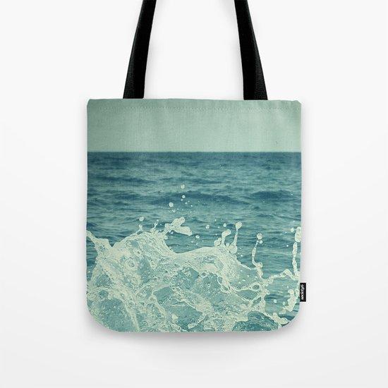 The Sea III. Tote Bag
