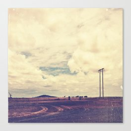 Short Memory Canvas Print