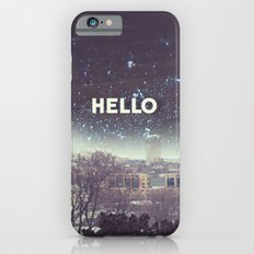 Hello iPhone 6s Slim Case