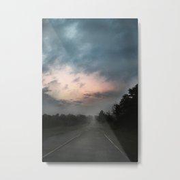 Backroads Metal Print