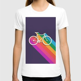 Let's go for a ride - bike no2 T-shirt