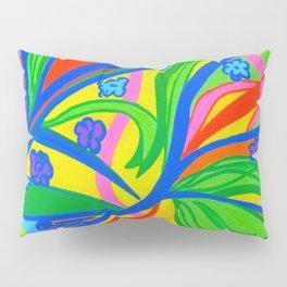 Colorful shapes Pillow Sham