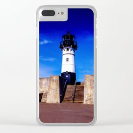 Duluth in the Spring Clear iPhone Case