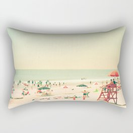 Summer of Love III Rectangular Pillow