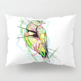 Abstract Bird 01 Pillow Sham