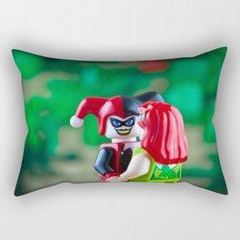 Stolen Kiss Rectangular Pillow