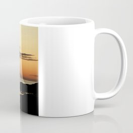Swallowing midnight sun: darkness is coming Coffee Mug