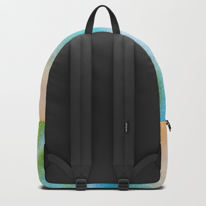 Tropical Sea #3 Backpack