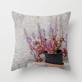 Fiori di Rosanna Throw Pillow