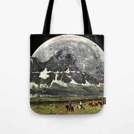 Mountains of Montanya Tote Bag