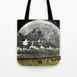 Mountains of Montanya Tote Bag