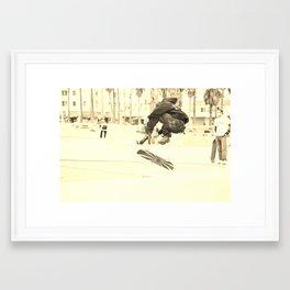 """Mid Air"" Framed Art Print"