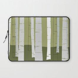 Quiet Birches Laptop Sleeve