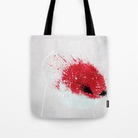 the 100 Tote Bags featuring #100 by Melissa Smith