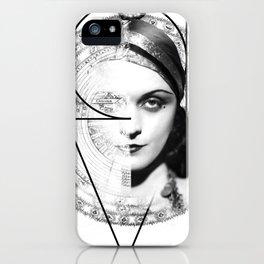 Homuncula: Pola Negri iPhone Case