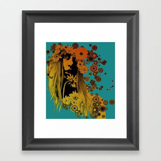 UZU60's III Framed Art Print