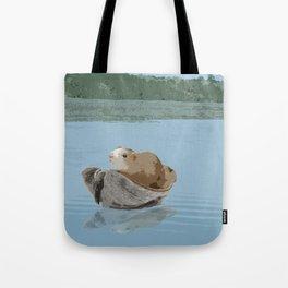 Guinea Pig's Great Adventure Tote Bag