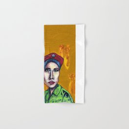 Lulu (Young Lords Party Series) Hand & Bath Towel