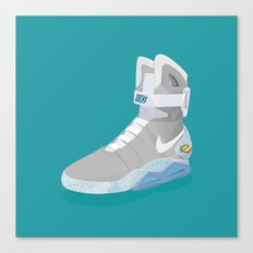 BACK TO THE FUTURE Canvas Print
