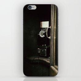 Mr. Kent's Dressing Room iPhone Skin