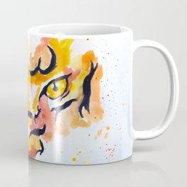 Tiger's Gaze Coffee Mug
