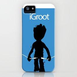 iGroot iPhone Case