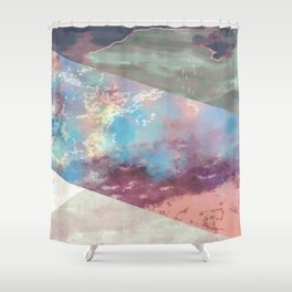 Consequence Shower Curtain