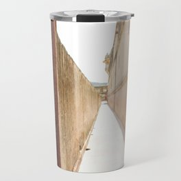 Ancient Corridors Travel Mug