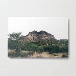 Tonto National Forest Metal Print