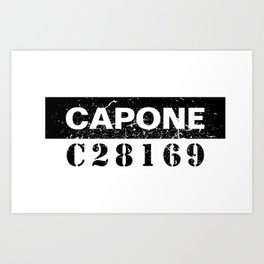 Capone C28169 Art Print