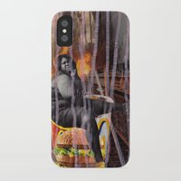 mac iPhone & iPod Cases featuring Big Mac by Ibbanez
