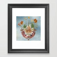 HEROPANT II Framed Art Print