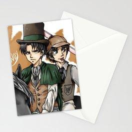 Shingeki no Halloween Stationery Cards