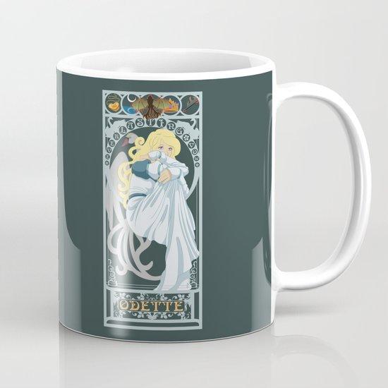 Odette Nouveau - Swan Princess Mug